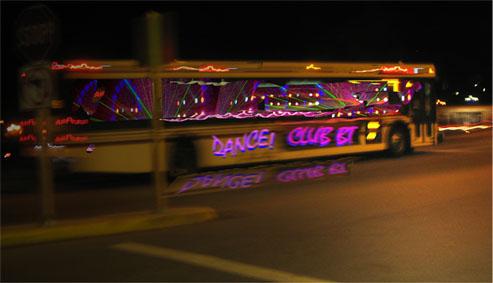 DANCE CLUB BT