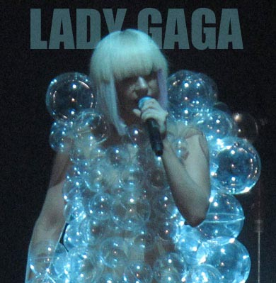 GAGA BUBBLE
